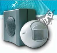 Rex10 Barking Dog Alarm Personal Robotics