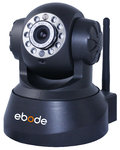 ebode Wireless Pan & Tilt IP Camera IPV38